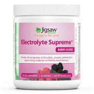 Electrolyte Supreme Berry-Licious 330 grams Jigsaw Health