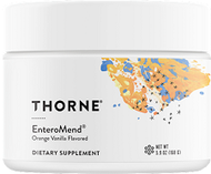 EnteroMend Orange Vanilla 5.9 oz Thorne Research