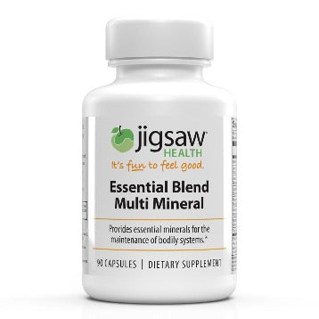 Essential Blend Multi Mineral 90 capsules Jigsaw Health