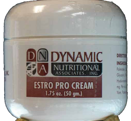 Estro Pro Cream 2oz (P) Dynamic Nutritional Associates