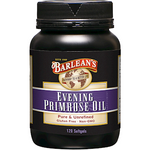 Barlean's Organic Oils Evening Primrose Oil 1300 mg 120 gels