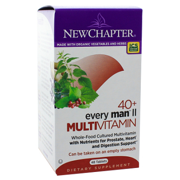 New Chapter Every Man II 48 tabs
