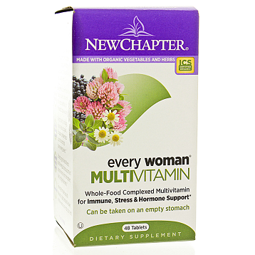 New Chapter Every Woman 48 tabs