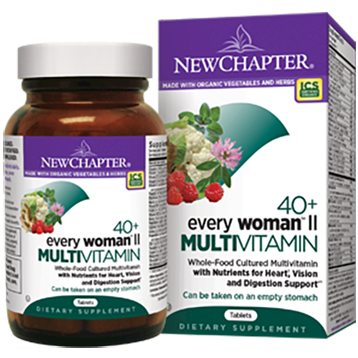 New Chapter Every Woman II 96 tabs