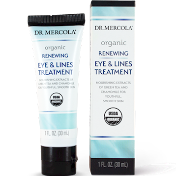 Dr Mercola Eye and Lines Treatment .85 fl oz