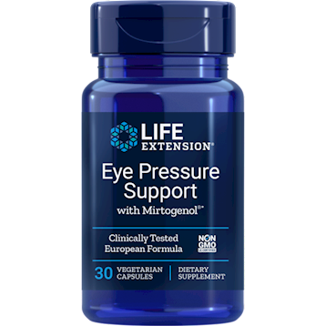 Eye Pressure Support 30 vcaps