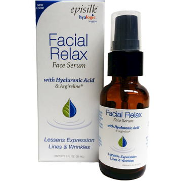 Facial Relax Serum 0.47 fl oz Hyalogic