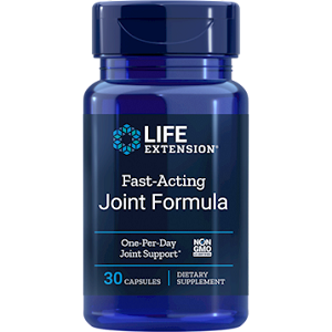Fast Acting Joint Formula 30 caps Life Extension