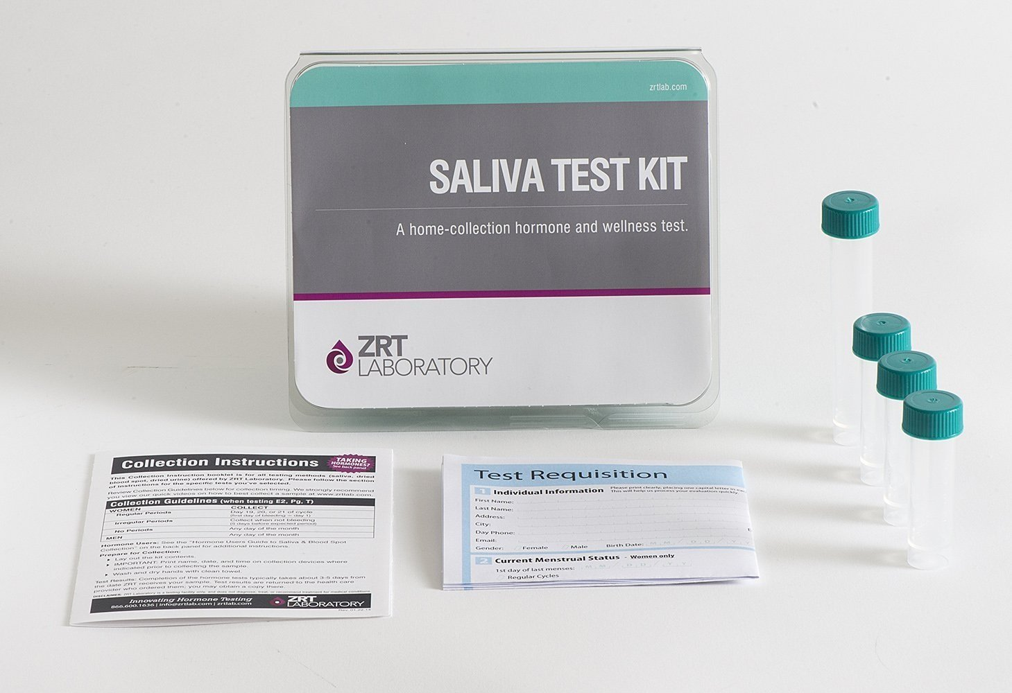 Female/Male Saliva Profile I (Saliva) ZRT Laboratory
