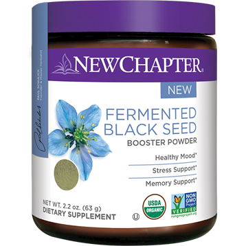 New Chapter Fermented Black Seed Booster 40 srvng