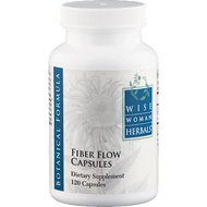 Wise Woman Herbals Fiber Flow Capsules 120 caps
