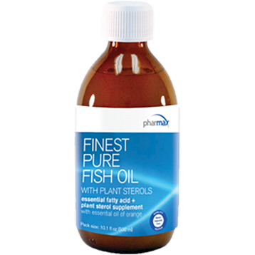 Finest Pure Fish Oil Plant Ster 10.1 oz