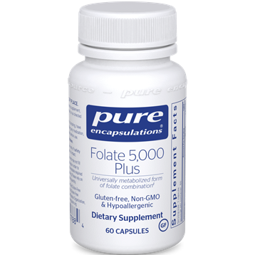 Folate 5,000 Plus 60 caps