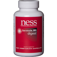 Ness Enzymes Formula 20 500 caps