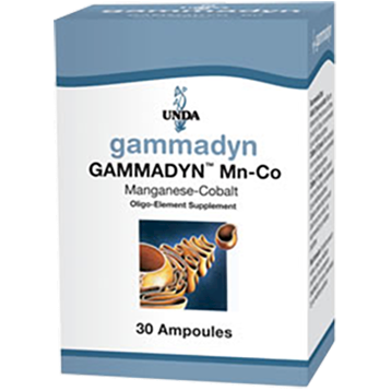 Gammadyn Mn-Co 30 ampoules