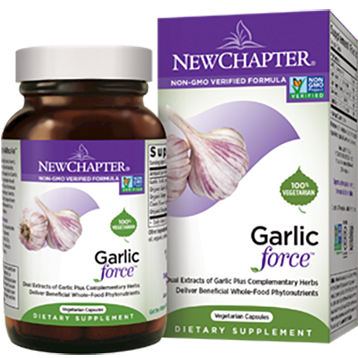 New Chapter Garlicforce 30 softgels