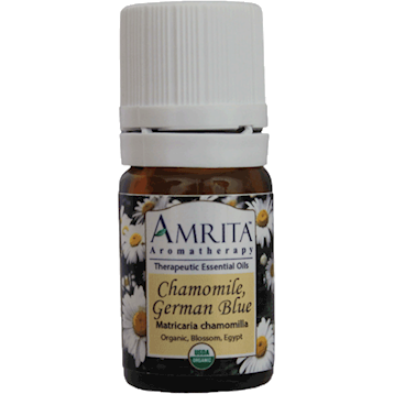 Amrita Aromatherapy German Blue Chamomile 3 ml