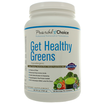 Olympian Labs Prescribed Choice Get Healthy Greens 775g
