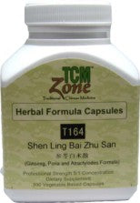 Ginseng, Poria and Atractylodes Formula (T164) 100c