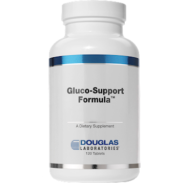 Gluco Support Formula 120 tabs - CA Only