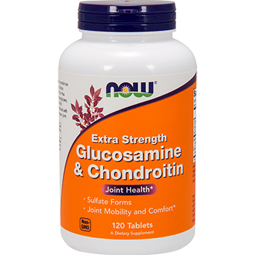 Now Foods Glucosamine & Chond. Ex Str 120 tabs