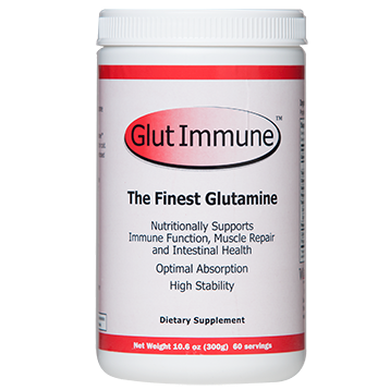 GlutImmune 300g 10.6oz Powder Well Wisdom Proteins