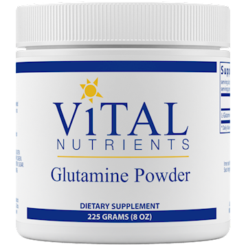 Vital Nutrients Glutamine Powder 8 oz