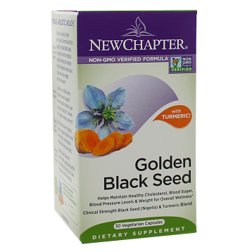 New Chapter Golden Black Seed 30 vegcaps