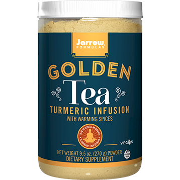 Golden Tea 9.5 oz Jarrow Formulas