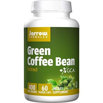 Green Coffee Bean Extract 60vcaps