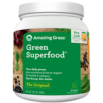 Amazing Grass Green SuperFood Original 28 oz