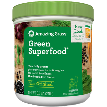 Amazing Grass GreenSuperFood Powder 30 servings