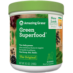 Berry GreenSuperFood Powder 30 servings Amazing Grass