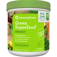 Amazing Grass GSF Lemon-Lime Energy Powder 30 servings