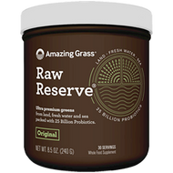 Amazing Grass GSF Raw Reserve 8.5 oz (30 serv)