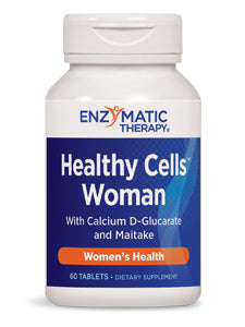 Healthy Cells Woman 60 tabs Enzymatic Therapy