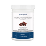 Metagenics Healthy Transformation Chocolate Protein Shake 10 servings