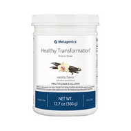 Metagenics Healthy Transformation Vanilla Protein Shake 10 servings