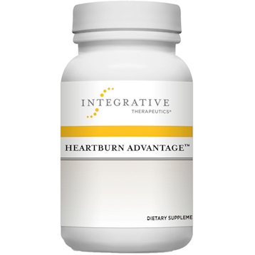 Heartburn Advantage 60 vegcaps	Integrative Therapeutics