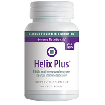 D'Adamo Personalized Nutrition Helix Plus 60 vcaps
