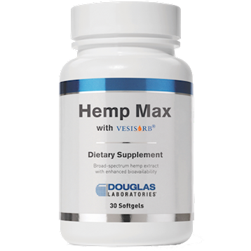 Douglas Labs Hemp Max 30 softgels