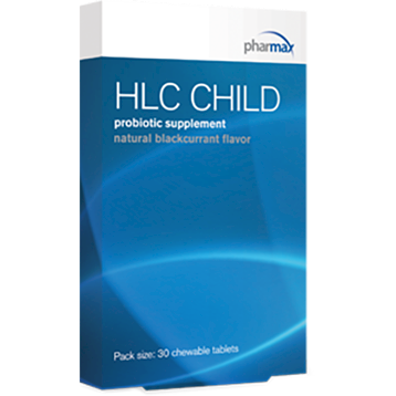 Pharmax HLC Child 30 tabs