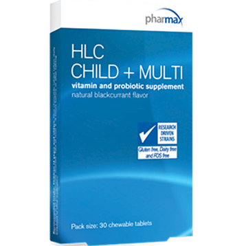 Pharmax HLC Child + Multi 30 tabs