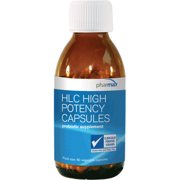 HLC High Potency Capsules 60 vcaps