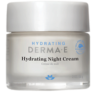 Hyaluronic Acid Night Creme 2 oz DermaE Natural Bodycare