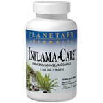 Planetary Herbals Inflama-Care 60 tabs