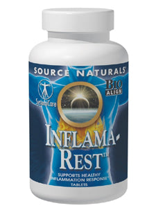 Inflama-Rest 60 tabs Source Naturals