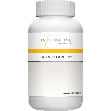 Iron Complex 90 gels Integrative Therapeutics
