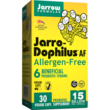 Jarro-Dophilus AF 15 Billion 30 vegcaps Jarrow Formulas