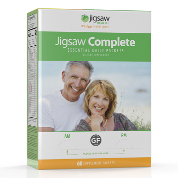 Jigsaw Complete Daily Packets Jigsaw Health